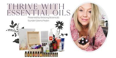 THRIVE with Essential Oils