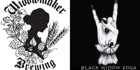 Metal Yoga with Black Widow Yoga at Widowmaker Brewing tickets