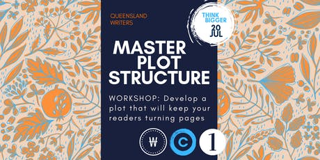 Mastering Plot Structure with Carleton Chinner tickets