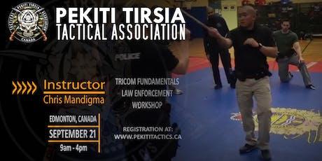 TriCom Fundamentals Edmonton Workshop (Restricted to LE/Corr) tickets