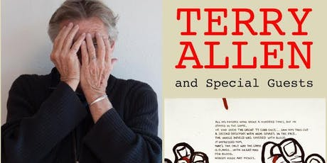 Terry Allen tickets