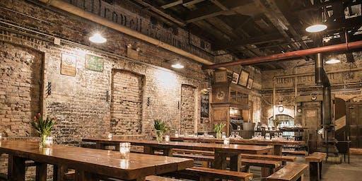 New York: The Wizard's Brunch & Dinner Fall