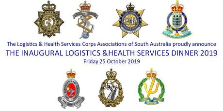 SA Logistics and Health Services Corps Associations Dinner 2019 tickets
