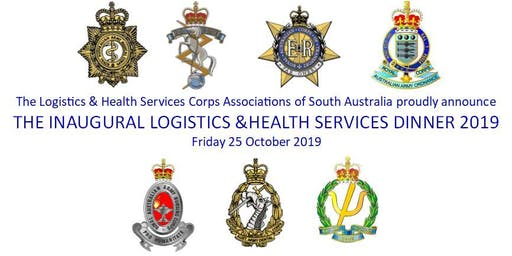 SA Logistics and Health Services Corps Associations Dinner 2019