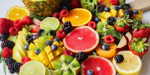 MacPherson: Nutritional Value of Fruits - 22 June (Sat)