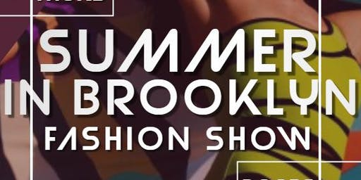 Summer in Brooklyn Fashion Show