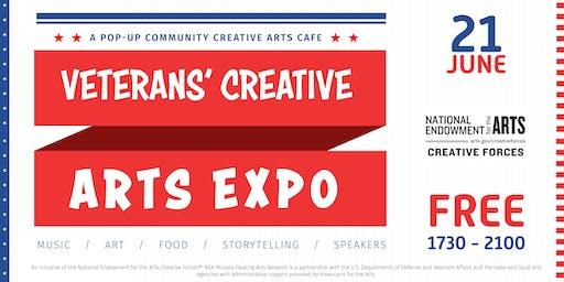 Veterans' Creative Arts Expo
