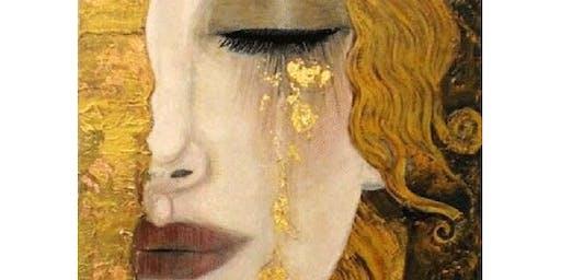 Gustav Klimt's Golden Tears - Brisbane