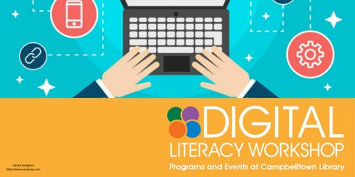Digital Literacy Workshops - Writing Letters in Word
