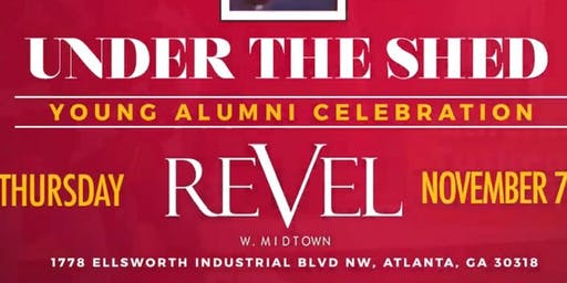 #UnderTheShed Tuskegee Young Alumni Homecoming Party