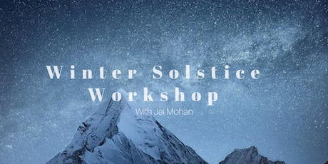 Be The Light: Winter Solstice Workshop - KYC Newtown tickets