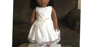 American Girl Doll Sewing Class - 8 week session - Sat or Sun 7 - 13yrs
