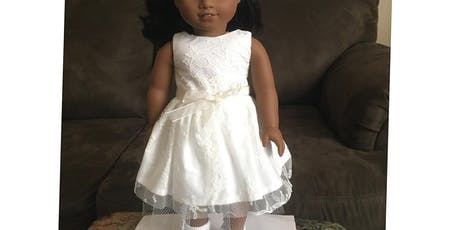 American Girl Doll Sewing Class - 8 week session - Sat or Sun 7 - 13yrs  tickets
