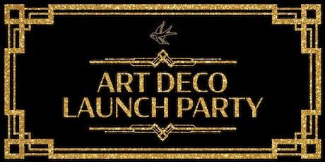 Erstwilder's Art Deco Launch Party tickets
