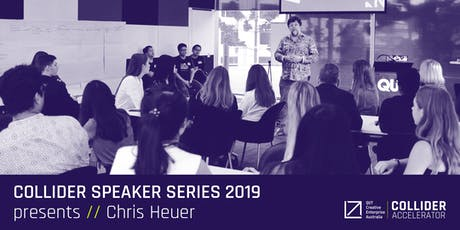 Collider Speaker Series | with Chris Heuer tickets