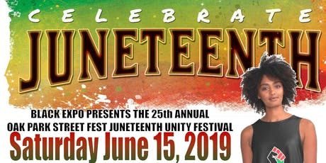 25TH ANNUAL OAK PARK STREET FEST SACRAMENTO JUNETEENTH UNITY FESTIVAL tickets