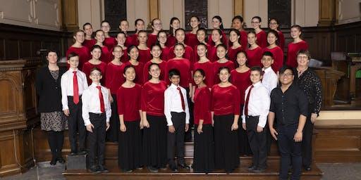 Toronto Children's Chorus  Chamber Choir Rotorua Concert