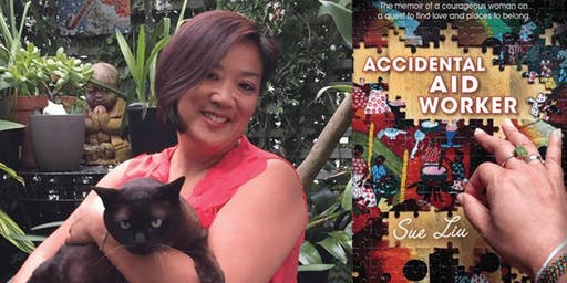 Refugee Week Talk: Sue Liu- Accidental Aid Worker.