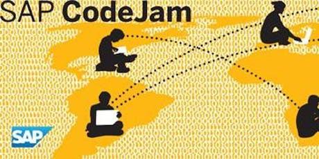 SAP CodeJam Vienna Tickets