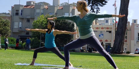 Yoga & Urban Hike in SF's North Beach tickets