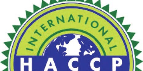 HACCP ALLIANCE COURSE  For Produce Importers