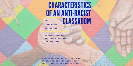 Educational Equity 101: Characteristics of an Anti-Racist Classroom tickets
