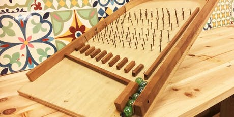 Woodcraft Arcade | Timber Timbre: Wooden Musical Pinball Machine tickets