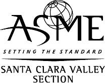 ASME Santa Clara Valley Section logo