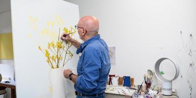 WORKSHOP: STILL LIFE & THE JOY OF ART MAKING