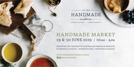 The Handmade Market Canberra tickets