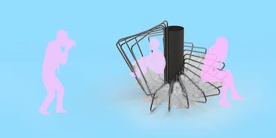 INSTALLATION: Intimacy Incubator x Evan Bliss x Omar Khaireddin