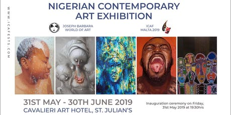 NIGERIAN CONTEMPORARY ART EXHIBITION tickets