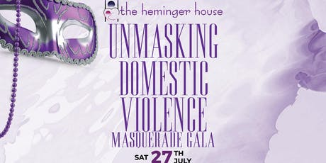 2nd Annual Unmasking Domestic Violence Masquerade Gala tickets