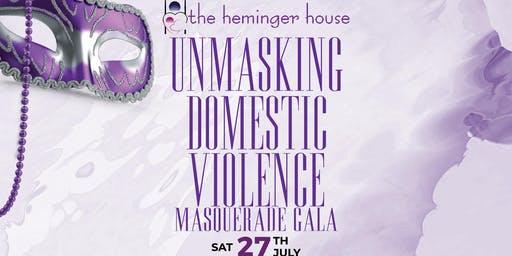 2nd Annual Unmasking Domestic Violence Masquerade Gala