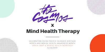 The Cosmos IE - Asian Snack Swap & Mental Health Workshop