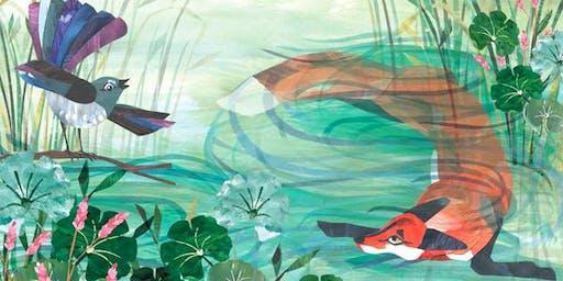 Collage for kids - Sam Merrifield
