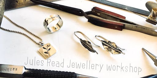 Silver Jewellery Classes with Jules Read