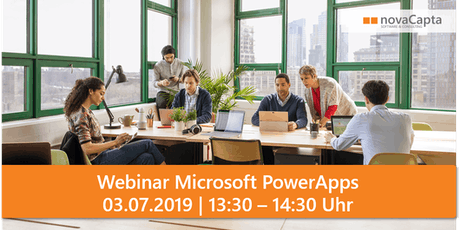 Webinar PowerApps Tickets