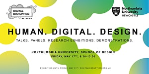 Digital Disruption: Human. Digital. Design.