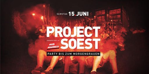 PROJECT SOEST - Die Party