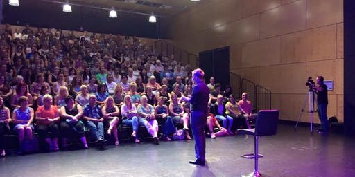 Shepparton - Peter Williams Medium Live