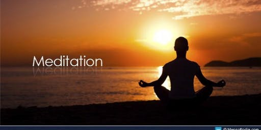Guided Meditation - Weekly Sessions Before Lunch and Dinner