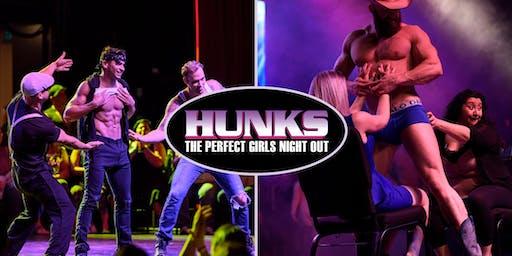 HUNKS The Show at The Broken Spoke (Osceola, IA)