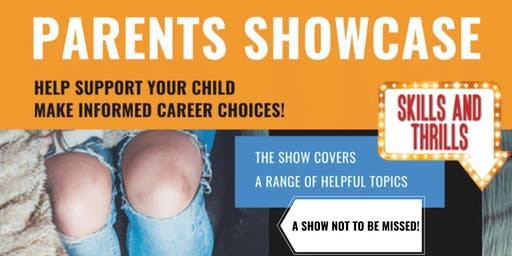 Skills and Thrills Parents Showcase at Elderslie High School