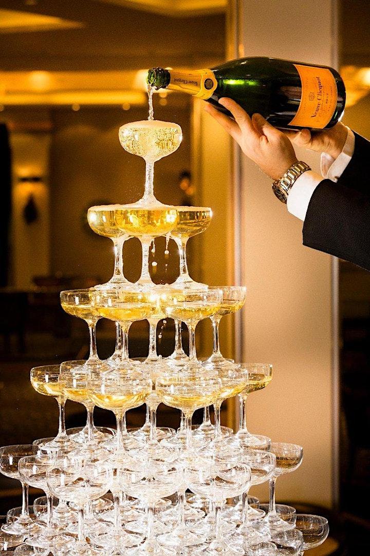 Veuve Clicquot VIP Party.  Free Champagne Tasting & DJ E-ROCK (VEGAS) image