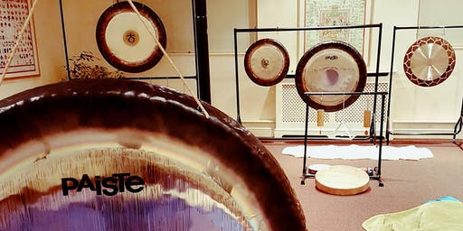 Solstice  4 hour Gong Puja
