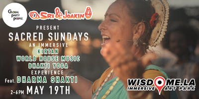 Sacred Sundays with Global Party People