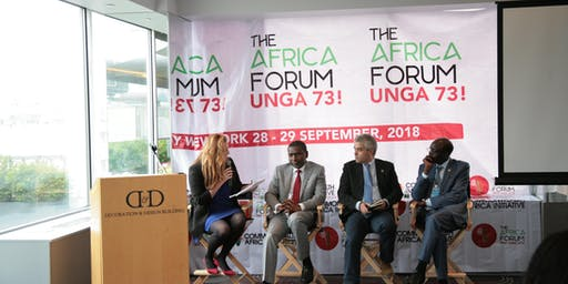 The Africa Forum London 2019! Europe and Africa: Advancing Partnership for Sustainability