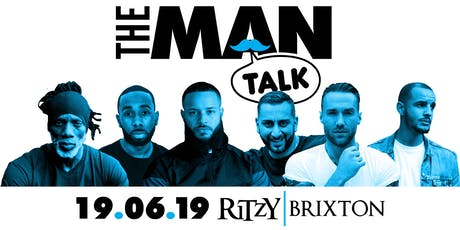 The Man Talk tickets