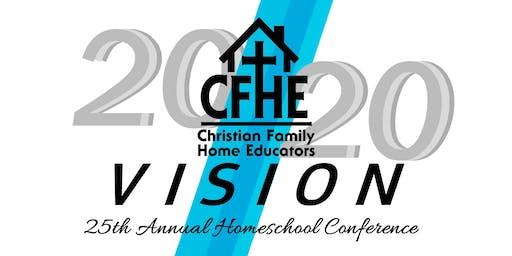 20/20 Vision CFHE Homeschool Conference